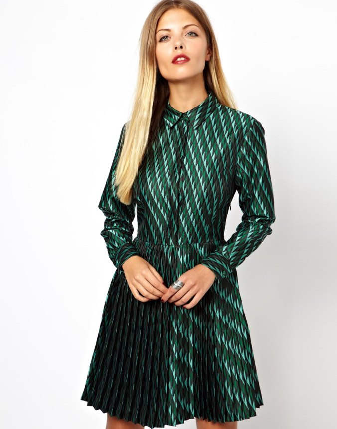 greengeodress